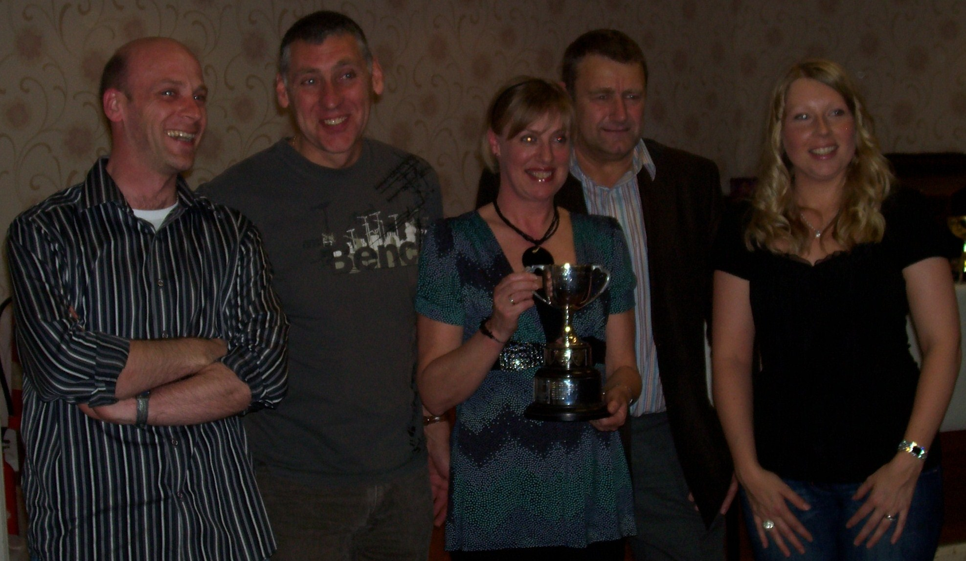 Mixed B Division Winners